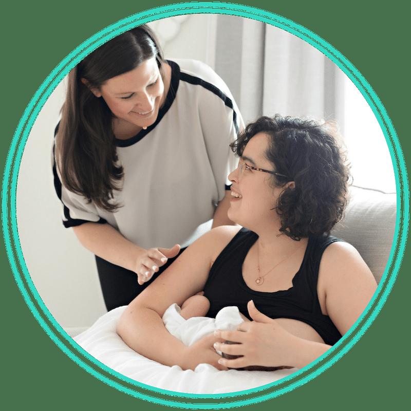 newborn home visit